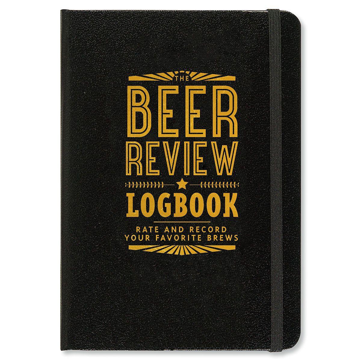 Beer Review Logbook