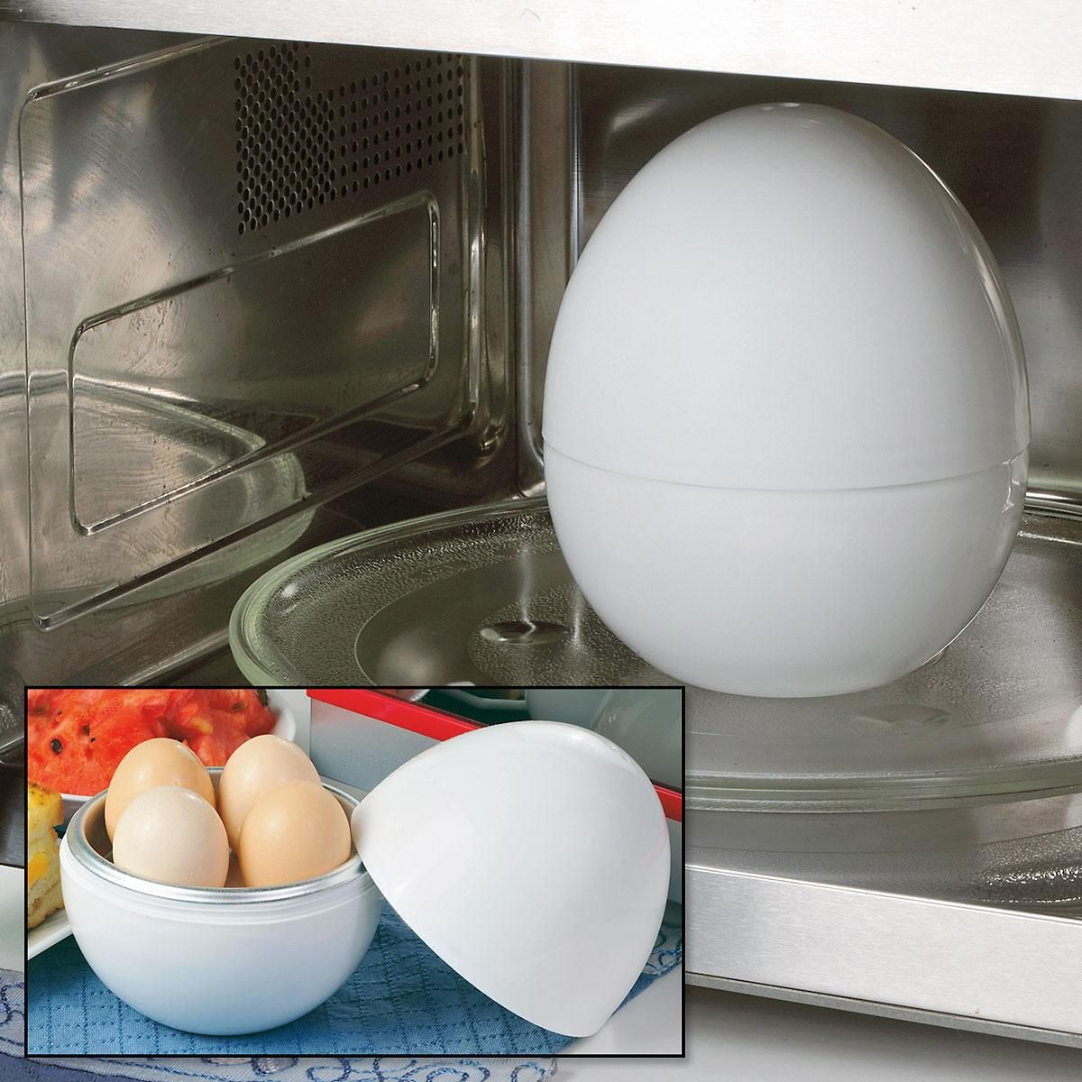 Perfect Microwave Egg Cooker