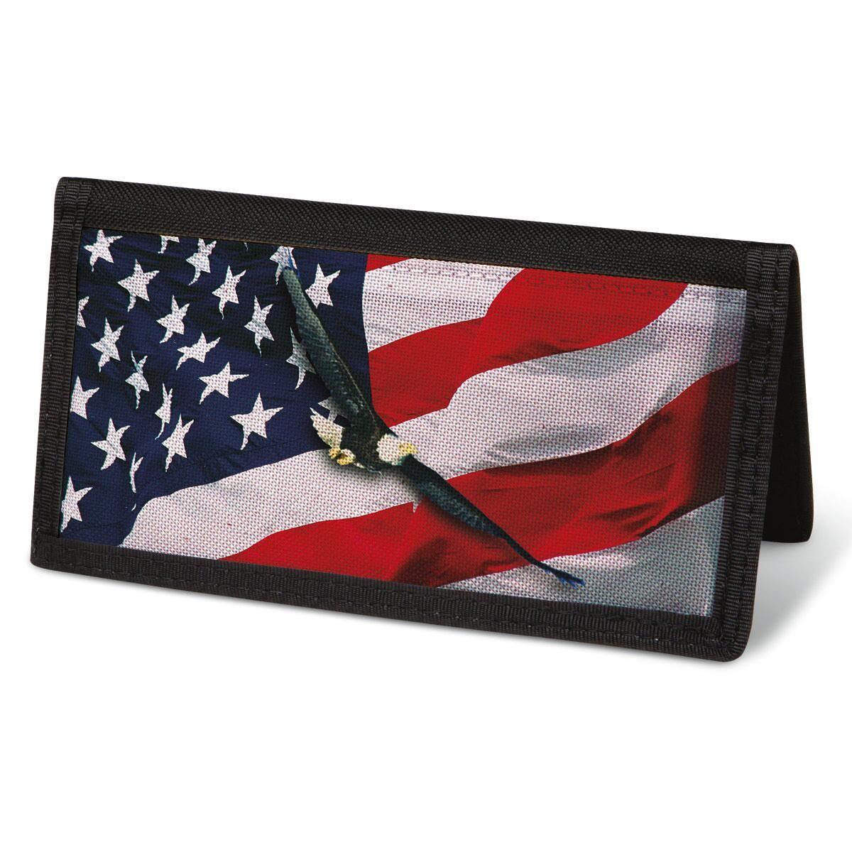 Freedom  Checkbook Cover - Non-Personalized