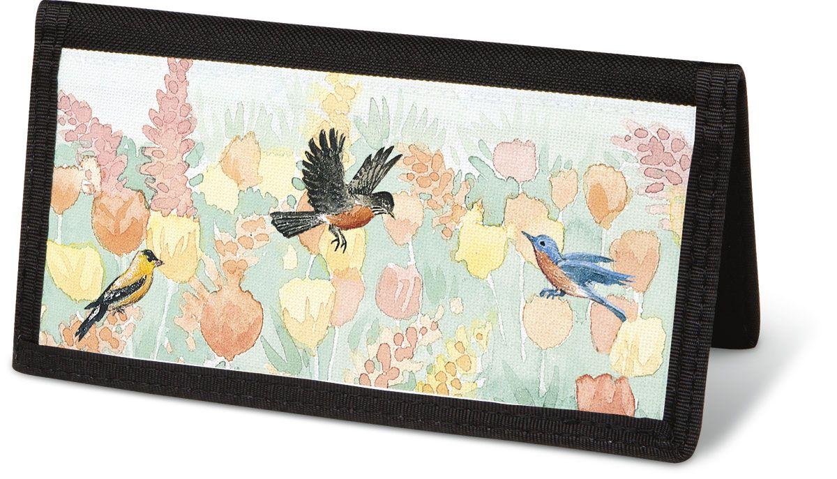 Wildbird  Checkbook Cover - Non-Personalized