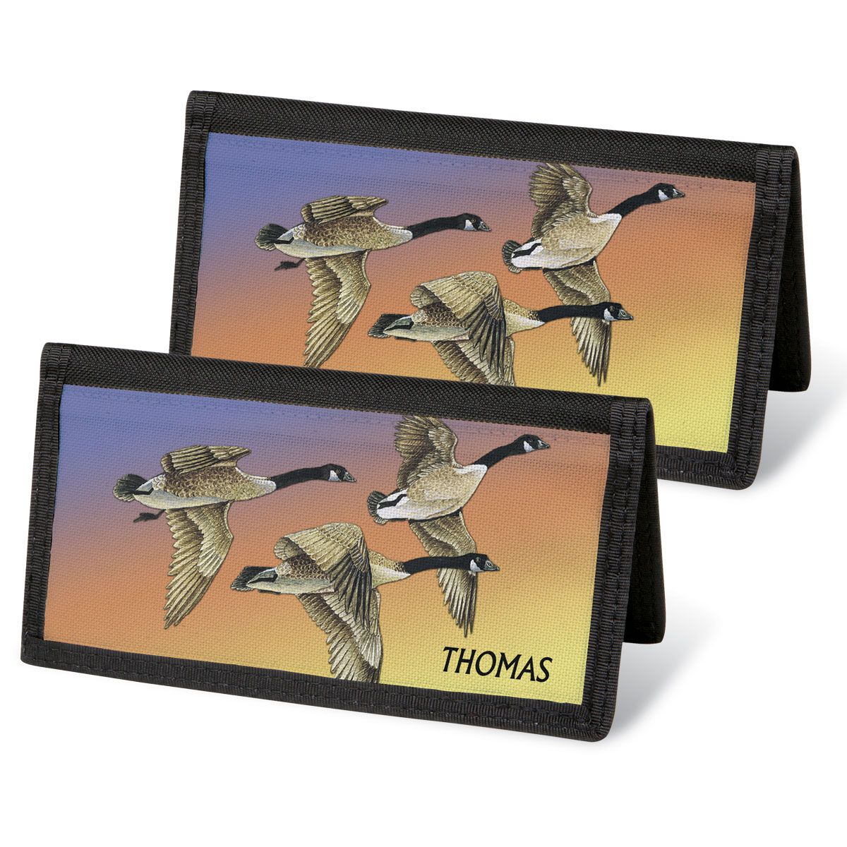 Wildlife Personal Checkbook Covers