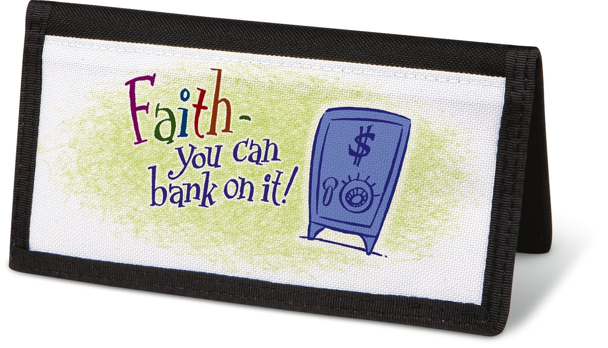 Blessed Exchanges Checkbook Covers - Non-Personalized