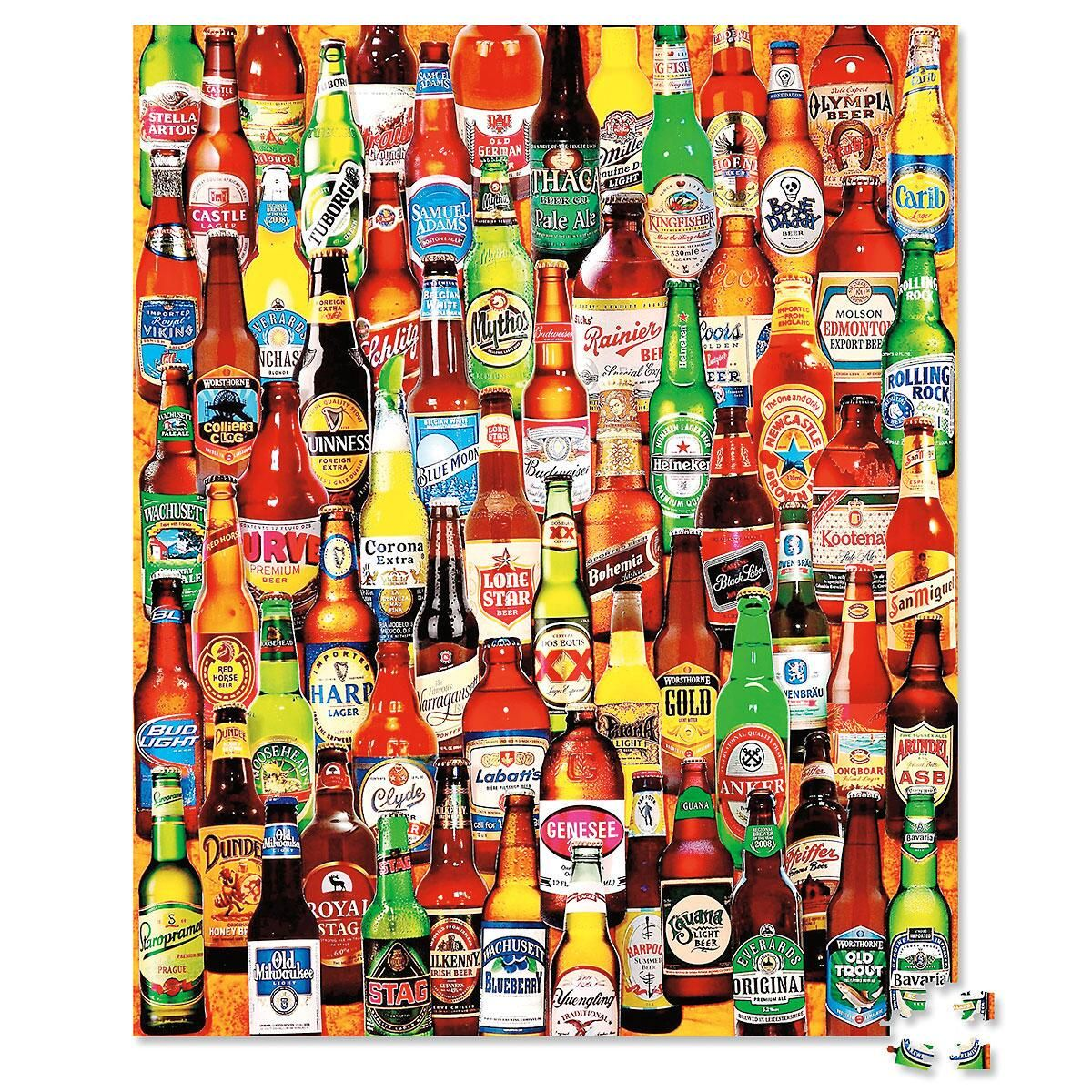99 Bottles of Beer on the Wall Puzzle