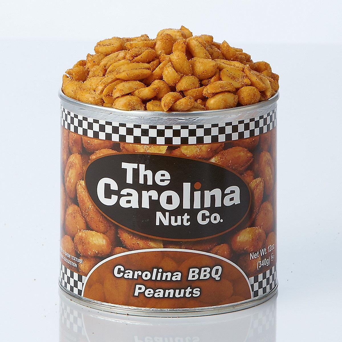 Carolina Mesquite BBQ Peanuts