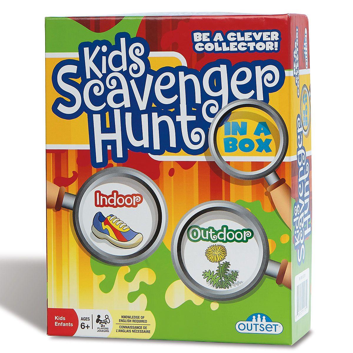 Kid Scavenger Hunt