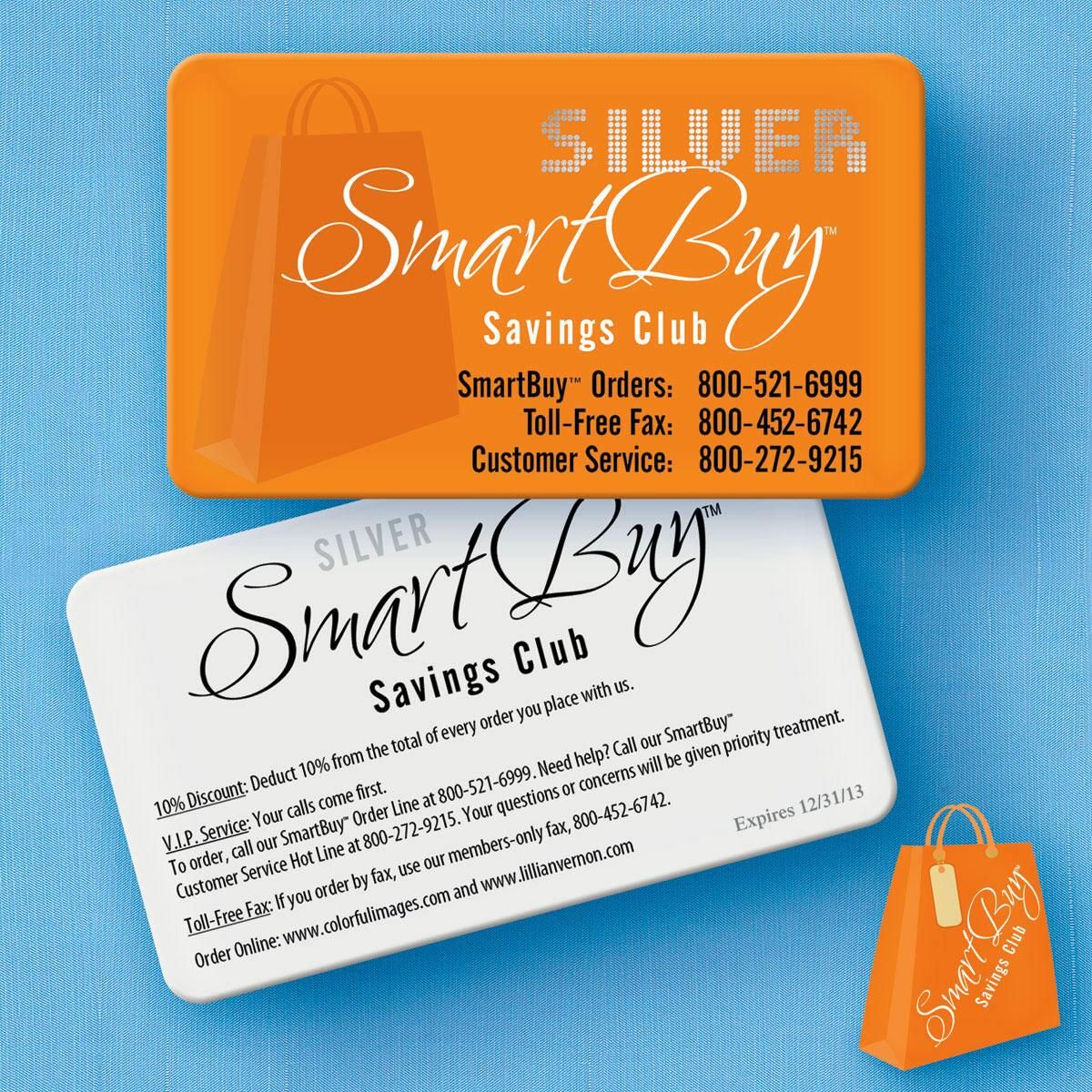 SmartBuy™  Silver Savings Club