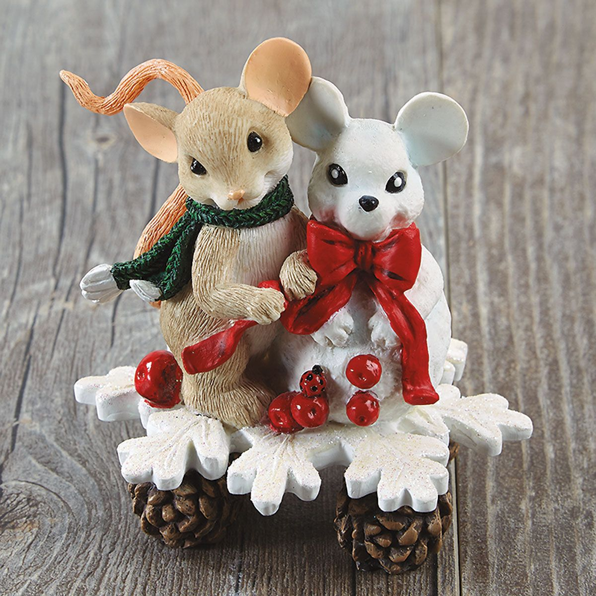 So Happy to Share The Journey with You Figurine by Charming Tails®