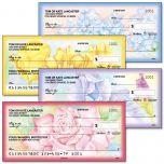 Floral Fancy Personal Checks