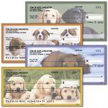 Puppy Love Personal Checks