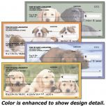 Puppy Love Personal Checks
