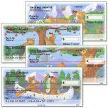 Bear Lodge Buddies Personal Checks