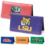 Collegiate Personal Checkbook Covers