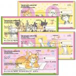 Whiskers Personal Checks