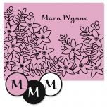 Bloom  Personalized Note Cards