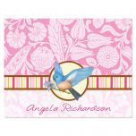 Little Bird  Personalized Note Cards