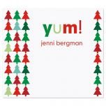 Oh, Christmas Tree  Personalized  Goodie Labels