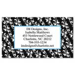 Black Elegance  Business Cards