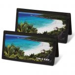 Tropical Paradise II Checkbook Cover