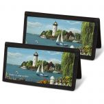 Splendid Lighthouses Personal Checkbook Covers
