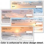 Dramatic Shores Personal Checks
