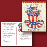 Stars & Stripes Forever Postcards