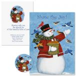 Share The Joy  Christmas Cards