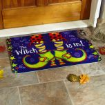 The Witch is in Doormat