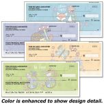 Whimsy Personal Checks