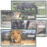 Wildlife of Africa Personal Checks