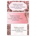 Cosmetics Border Address Labels  (3 designs)