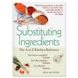 Substituting Ingredients Book