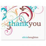 Fantasia Thank You Card