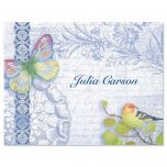 Exotic Prints Note Cards - Set of 24