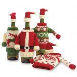 Wine Bottle  Sweater Set