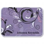 Black & Grey Personalized  Cutting Board