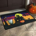 Scary Sounds Floor Mat