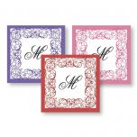 New Toile Envelope Seals  (3 Colors)