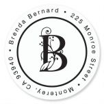 Formal Initial  Round Address Labels