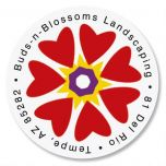 Love and Happiness Round Address Labels