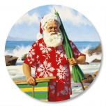 Sun, Surf, and Santa Envelope Seals