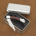 Yukon Personalized Lock Back Knife