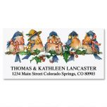 Bluebird Chorus Deluxe Address Labels