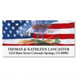 Symbol of Pride  Deluxe Address Labels