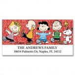 PEANUTS® Polka Deluxe Address Labels