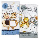 Happy Pet Kitchen Towels