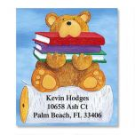 Bear Lodge Buddy  Bookplates