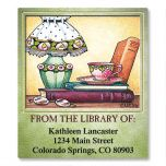 A Time To Read by Mary Engelbreit®  Bookplates