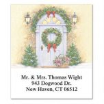 Holiday Welcome Select Address Labels