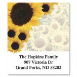 Sunflowers Galore  Select Address Labels