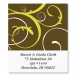 Swirl  Select Address Labels